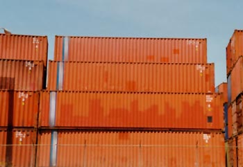 Cargo Contaners.
